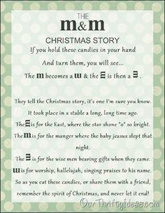 Our Thrifty Ideas: The M Christmas Story Neighbor Gift Ideas