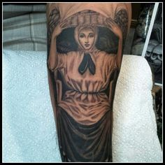 Dave Navarro Tattoo