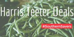 See all the deals and the Harris Teeter weekly ad all in one place. Harris Teeter is a great store to save in with lots of Buy One Get One Deals.