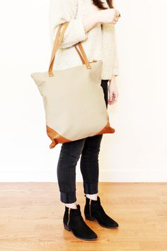 This is definitely one of my favorite spring time totes. The color is a great addition to any outfit.