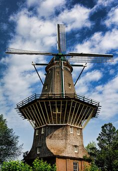 De Gooyer Windmill
