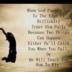 Trust Miranda Kerr, Both God & I do...