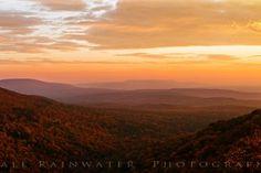 Sunrise, Ozark National Forest