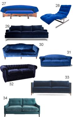 get-the-look-blue-velvet-sofas