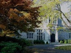 Coe Hall Mansion, Oyster Bay,  Long Island, NY
