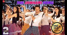 The Jawaani Song Lyrics In English-Vishal Dadlani 2019 Hindi Movie Song, Movie Songs, Hindi Movies, Jawani Diwani, Yash Johar, Lyrics Website, Wynk Music, Dharma Productions, Songs