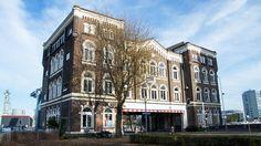 'Red Rotterdams Poortgebouw van ondergang' - RTV Rijnmond
