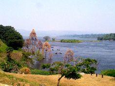 Mhhh Jinja, the source of the White Nile. Uganda. Bliss.
