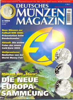 Deutsches Munzen Magazin 2004-2