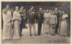 Romanian and Yugoslavian Royal Family