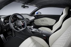 If you happen to like following the latest happenings of the auto world, you will need to have noticed among the emerging traits in this sphere these ... #Audi #CarInterior Audi R8 V10 Plus, Audi Suv, Mandarin Oriental, Audi R8 Interior, Automotive Group, Geneva Motor Show, Audi Sport, Car And Driver, Audi Quattro