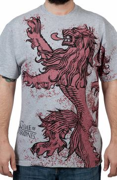 Lannister Game of Thrones Shirt