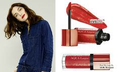 Grazia reveal their rules to A Casual Red   Rouge Edition Aqua