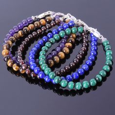 Men Women Gemstone 925 Sterling Jewelry. 15% off for all pinterest fans. Coupon Code: pinterest15OFF, 15% Off Orders $15.00 USD or more. Free Shipping to U.S. Visit: http://www.diynotion.com/