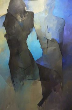 abstract figures by larissa strunowa