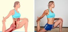 17 muscle stretching exercises that will make you feel perfect - Fitness Muscle Stretches, Stretching Exercises, Pilates Workout, Pop Pilates, Pilates Yoga, Pilates Reformer, Yoga Fitness, Butterfly Pose, Psoas Release