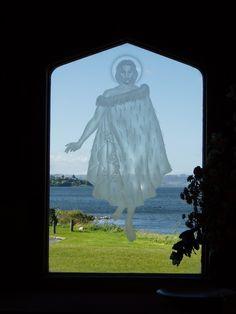 St Faith's Church, Rotorua ,New Zealand Long White Cloud, Faith Church, Nz Art, All Things New, I Want To Travel, Wonderful Places, Places Ive Been, Maori Tattoos, Culture
