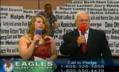(1) Eagles Heart and Cancer Telethon PDC