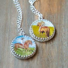 Jewelry from ShortHorse Studios
