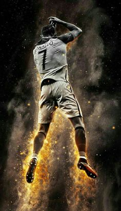 Super Saiyan Ronaldo.