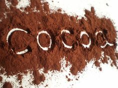 Cocoa - The Food of The Gods Cocoa - The Food of The Gods - Healthy Food House