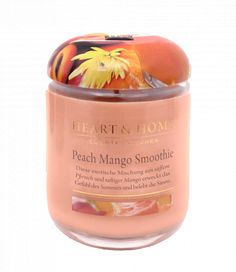 Peach Mango Smoothie H&H