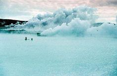 ♥ Blue Lagoon. Rekjavik, Iceland.   Adventures Abroad