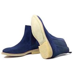 Handmade_20chelsea_20crepe_20sole_20men's_20navy_20boot_20suede_20chelsea_20new_20fashion_20boots_original