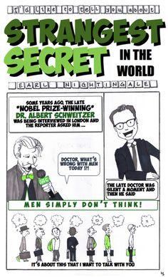 The Strangest Secret (Earl Nightingale) - Page 1