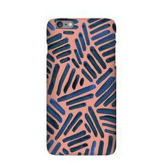 Harper & Blake Tropical Abstract Print Phone Case.