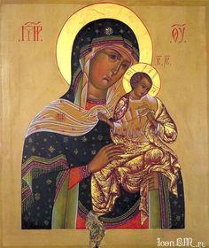Богородица Голубицкая