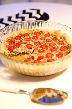 Pikainen jauhelihapiirakka  |  Quick pie