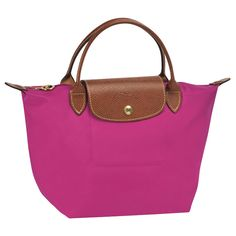 my new spring Longchamp bag!