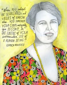 The longest-serving American First Lady,Eleanor Roosevelt (October 11, 1884—November 7, 1962) http://thereconstructionists.org/