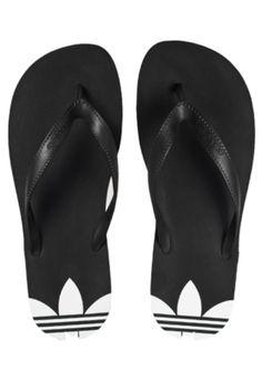 Sandália adidas originals Adisun Preto - Compre Agora   Dafiti Sports