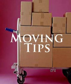 10 Quick and Easy Moving Tips! GREAT ADVISE!!!