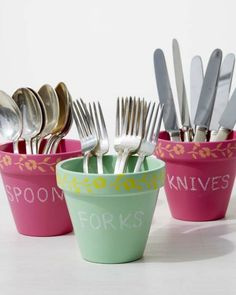 Mad About DIY: Let's Throw a Garden Party! Martha Stewart Inspired Crafts for the sunny weather!