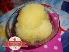 Melon sorbet / glykesdiadromes.wordpress.com Sorbet, Wordpress, Ice Cream, Desserts, Food, No Churn Ice Cream, Tailgate Desserts, Deserts, Icecream Craft