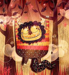 25 ilustraciones en homenaje a MAURICE SENDAK  25 formas de despedir y recordar a un maestro de la literatura infantil    Leer más: http://www.colectivobicicleta.com/2012/05/homenaje-maurice-sendak.html#ixzz1uxBU9OO2