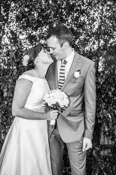 Matt and penny wedding