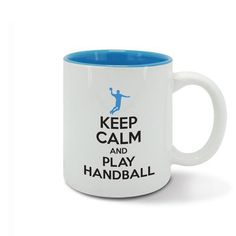 KEEP CALM and carry on play HANDBALL game by davesdisco on Etsy