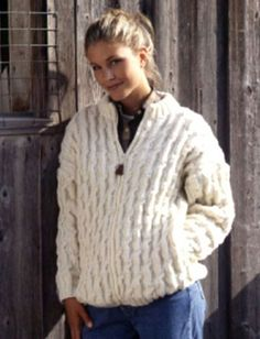 Zip Front Jacket in Patons Classic Wool Worsted. Discover more Patterns by Patons at LoveKnitting. The world's largest range of knitting supplies - we stock patterns, yarn, needles and books from all of your favorite brands.
