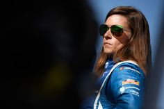Danica Patrick Photos Photos - Danica Patrick, driver of the #10 Aspen Dental Ford, stands on the grid during qualifying for the Monster Energy NASCAR Cup Series 59th Annual DAYTONA 500 at Daytona International Speedway on February 19, 2017 in Daytona Beach, Florida. - Daytona International Speedway - Day 3
