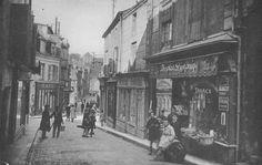 POITIERS - Rue des Trois Rois - Date photo inconnue.