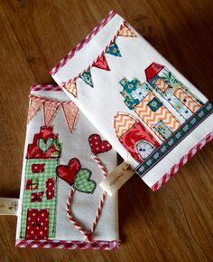 Notebooks - handmade by Nicolene Scott