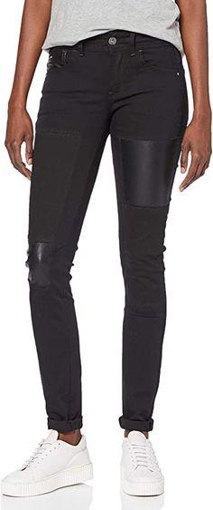 Meine lieblingsausgehhosen!  Bekleidung, Damen, Jeanshosen G Star Raw, Star Wars, Skinny, Black Jeans, Stars, Pants, Fashion, Summer, Clothing