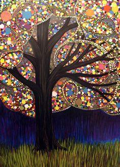 Gumball Tree - Monica Furlow