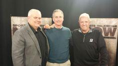 With Tom Clark & Sam Yawney