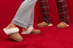 Sites-UGG-US-Site Winter Slippers, Ugg Slippers, Womens Slippers, Classic Ugg Boots, Ugg Classic, Classic Mini, Ugg Bailey Button, Slipper Boots, Boots