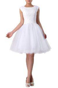 Adorona Women's Straps Short Dress
